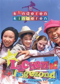 Cover Kinderen Voor Kinderen - Lachen is gezond (Deel 30) [DVD]